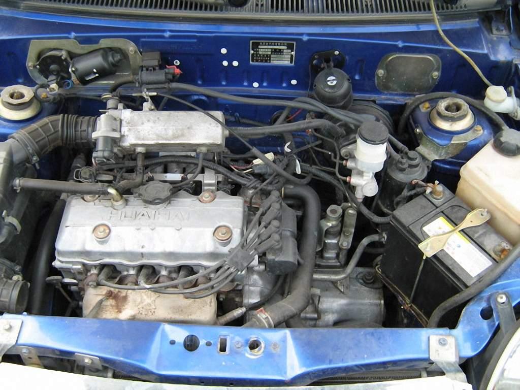 发动机仓-福莱尔,福莱尔0.9 mt基本型 新车报价 车型对比高清图片