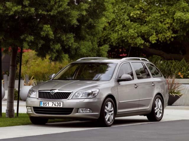斯柯达欧雅旅行车 最新报价 欧雅旅行版2.0 TDI图片 配置
