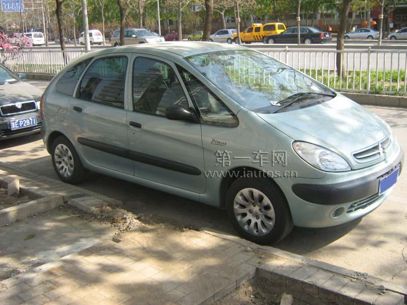 湖南二手车,二手萨拉毕加索,湖南萨拉毕加索二手车,毕加索1.6 高清图片