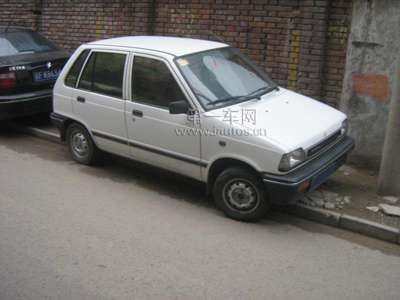 吉林吉林长春江南奥拓0.8 MT舒适型二手车高清图片