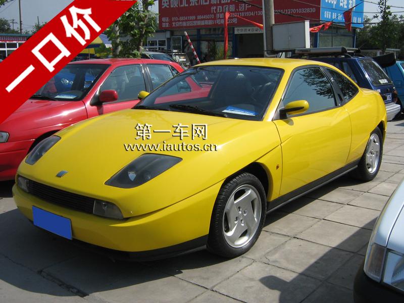 进口菲亚特stilo 2001款 2.4 菲雅特古贝跑车,和 高清图片