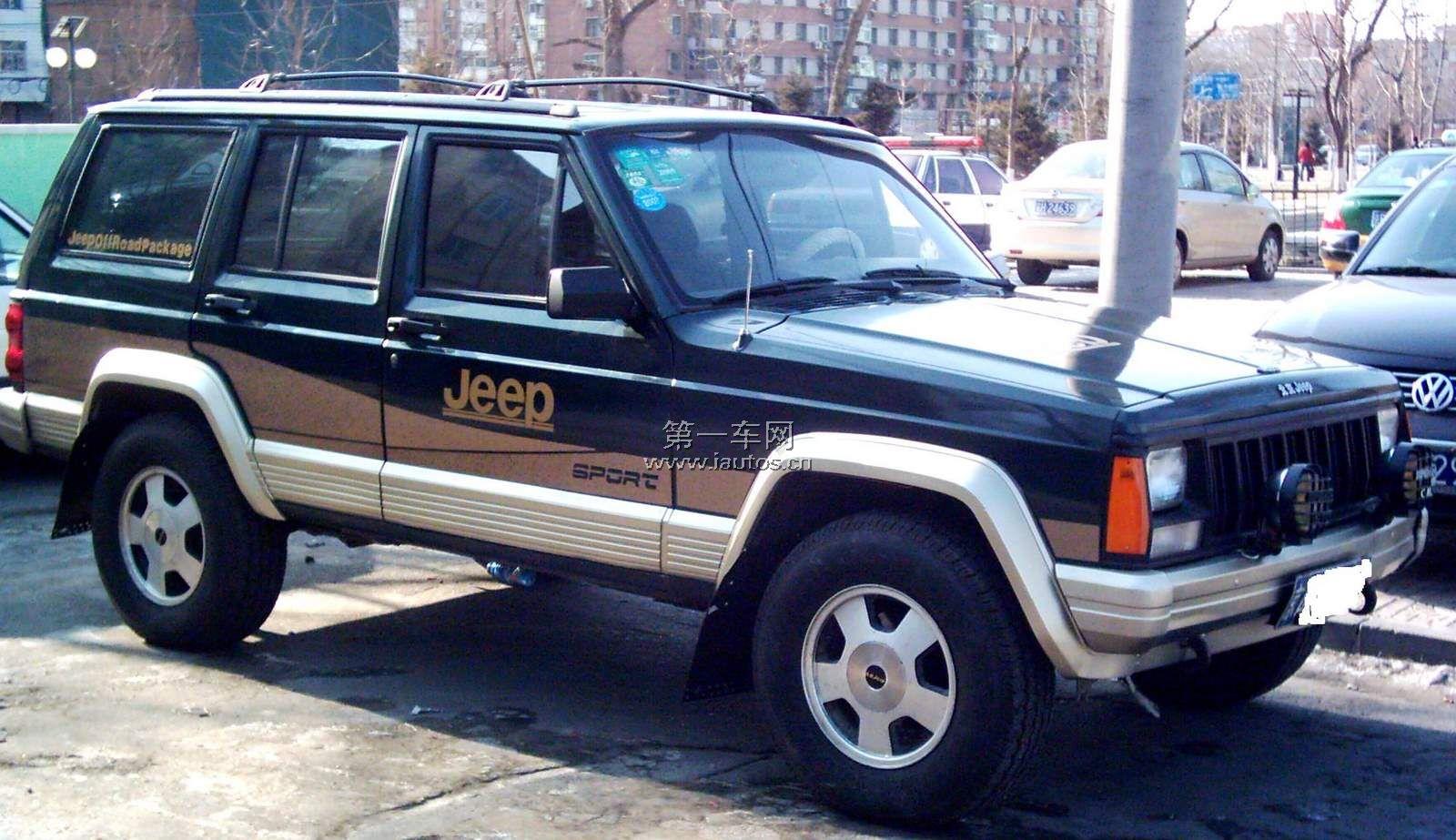 【北京二手Jeep大切诺基 4700越野车suv_北京二手... -北京赶集网