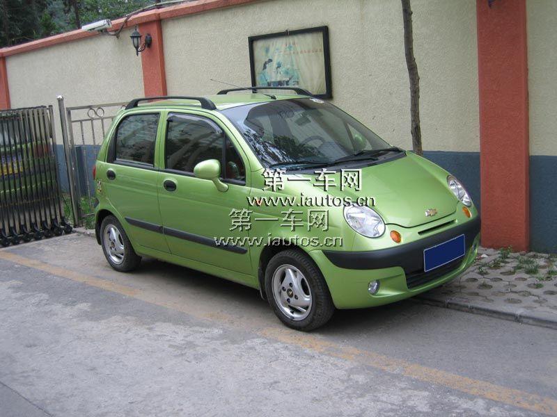 安徽二手车 雪佛兰乐驰SPARK0.8高清图片