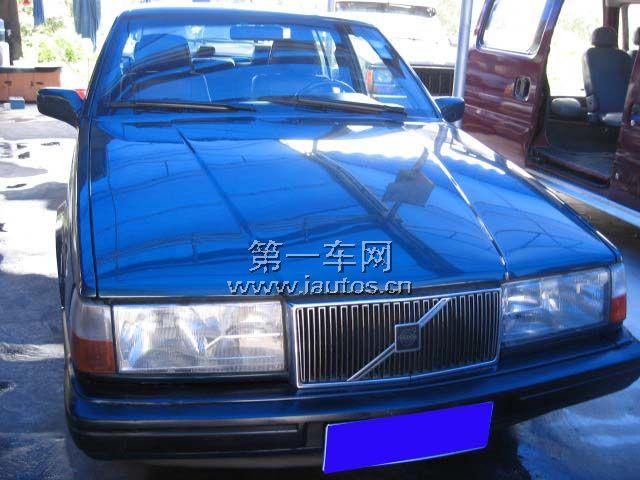 进口沃尔沃960yv1964986n中型车高清图片