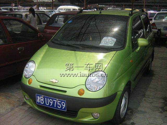 天津二手乐驰SPARK0.8 06年天津二手乐驰SPARK0.8 MT车 报价高清图片
