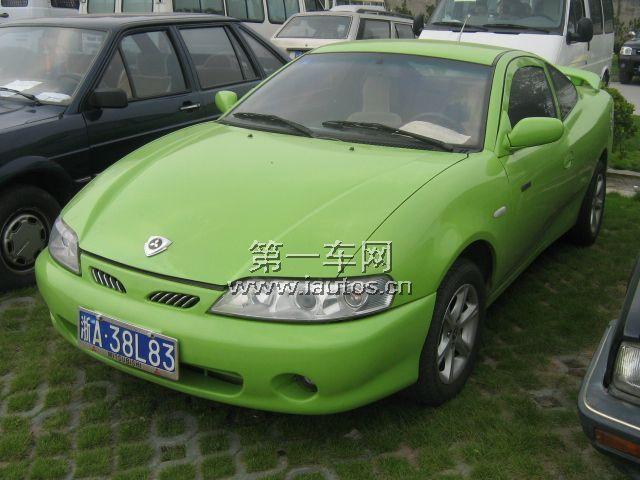 上海二手车,二手美人豹,美人豹1.3 mt自助版05款 高清图片