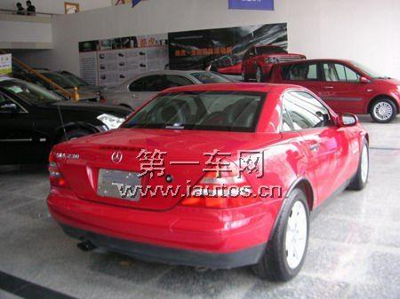 山东二手车 奔驰slk230 kompressor 高清图片