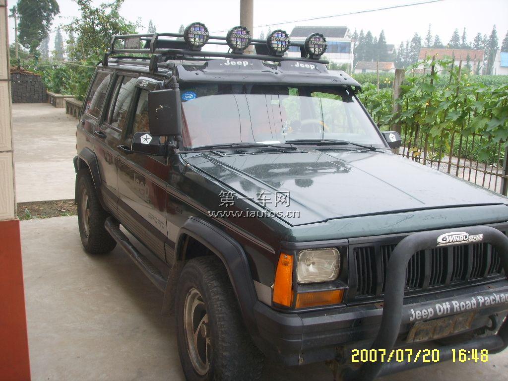 二手小车北京Jeep大切诺基_二手小型车_【优信二手车】