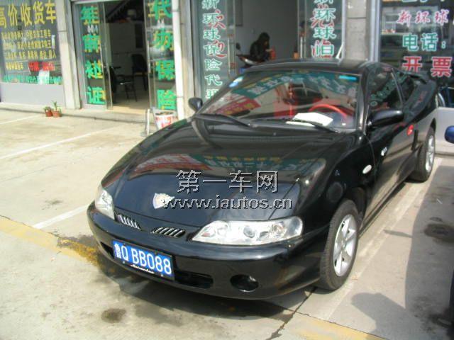 山东二手车,二手美人豹,美人豹1.5 at标准版 高清图片