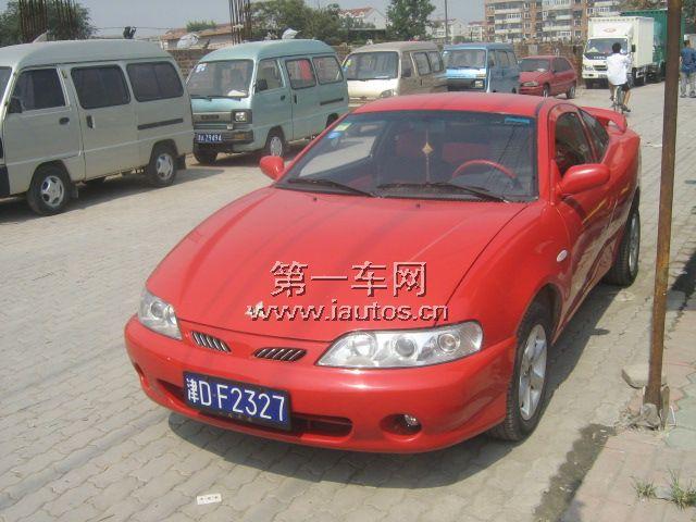 天津二手车,二手美人豹,美人豹1.5 at标准版 高清图片