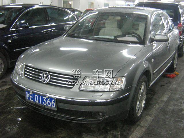 上海二手车 帕萨特2.8 a mt升级版