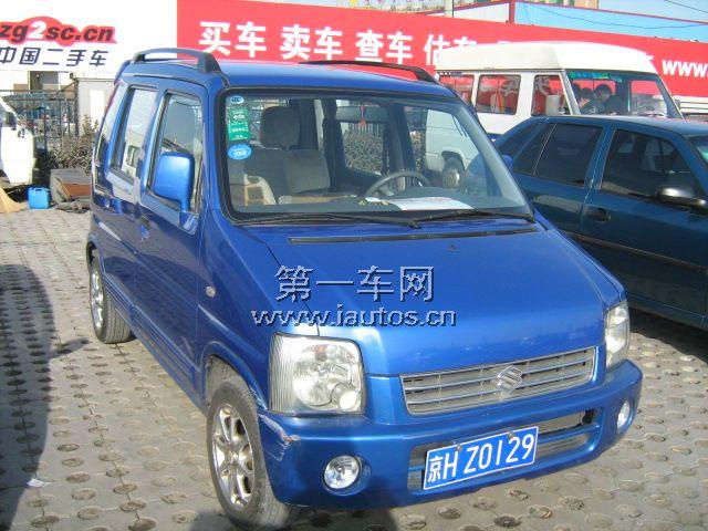 二手北斗星 北京北斗星二手车 二手昌河铃木高清图片