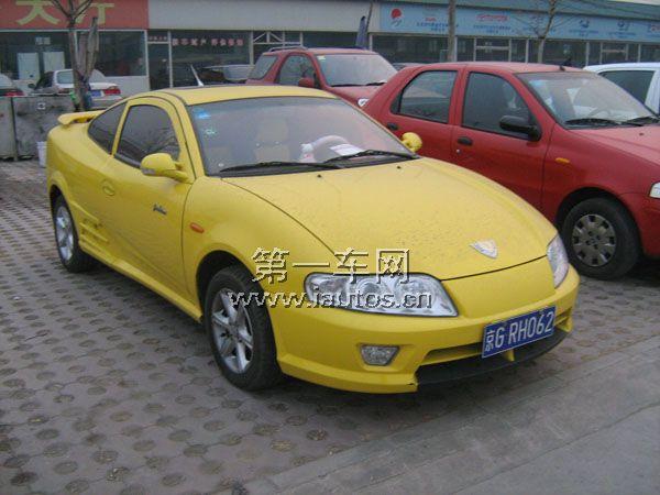 北京二手车,二手美人豹,美人豹1.5 at豪华版 高清图片