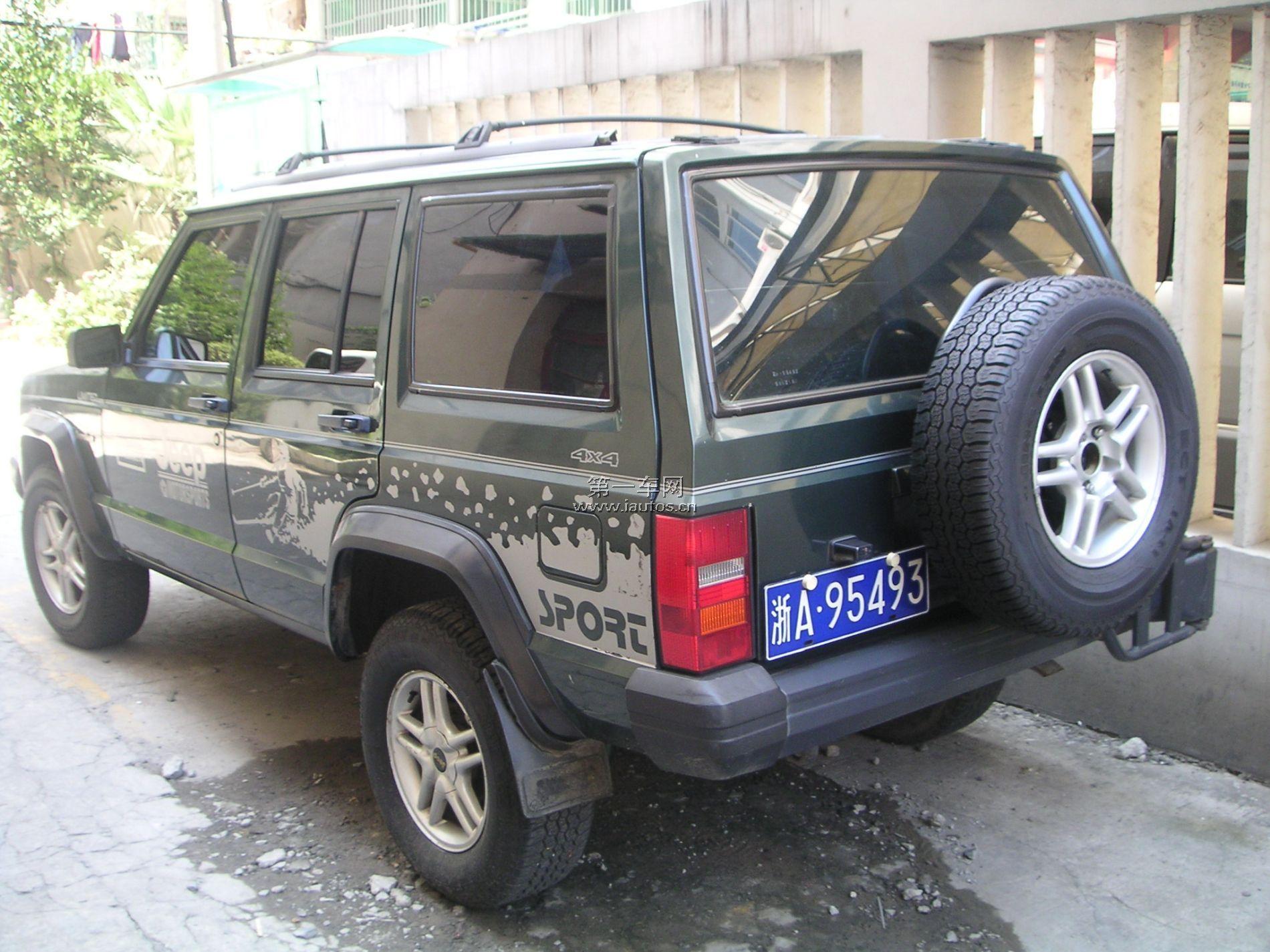 二手切诺基 浙江切诺基二手车 二手北京吉普高清图片