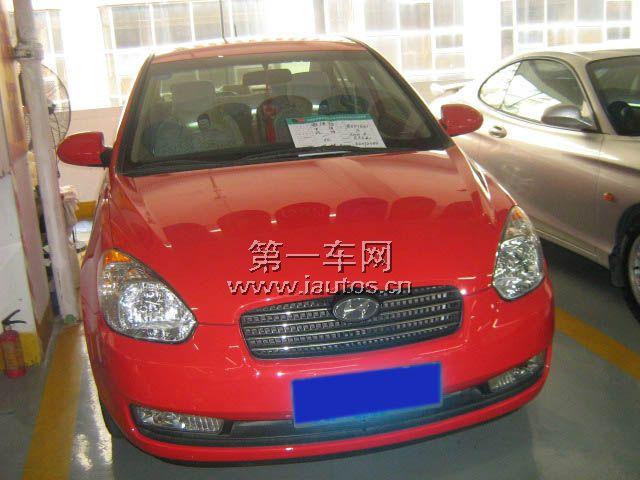 二手雅绅特 广东雅绅特二手车 二手北京现代高清图片