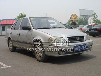 二手羚羊 北京羚羊二手车 二手长安铃木高清图片