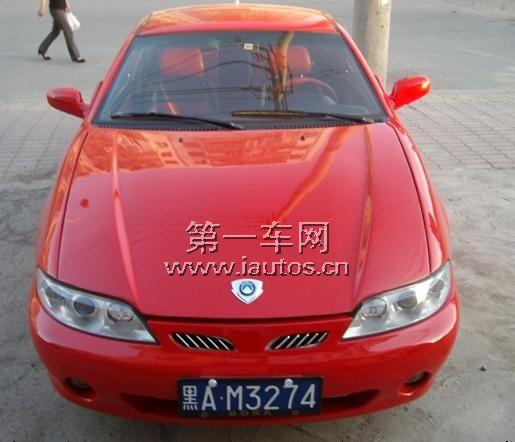 黑龙江二手车,二手美人豹,美人豹1.3 mt标准型 高清图片