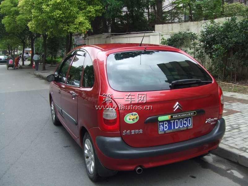 上海二手车,二手萨拉毕加索,上海萨拉毕加索二手车,新毕加索高清图片