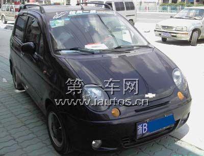 浙江二手车 雪佛兰乐驰SPARK0.8高清图片