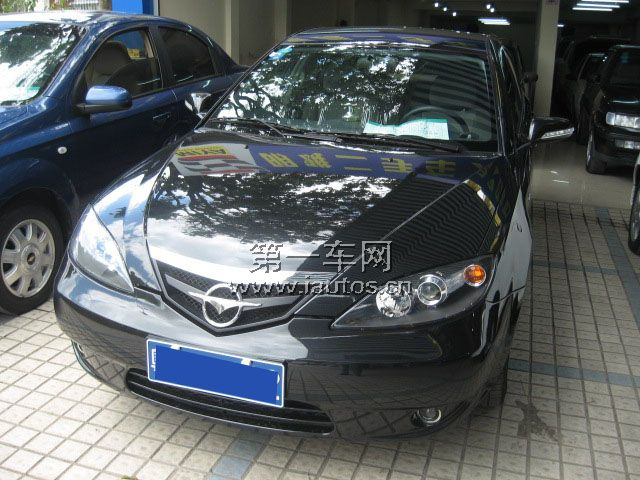 二手海马3 广东海马3二手车 二手一汽海马高清图片