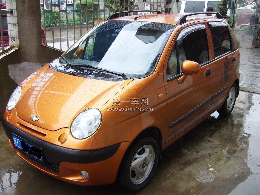 二手雪佛兰乐驰SPARK 安徽雪佛兰乐驰SPARK二手车 二手上汽通用高清图片