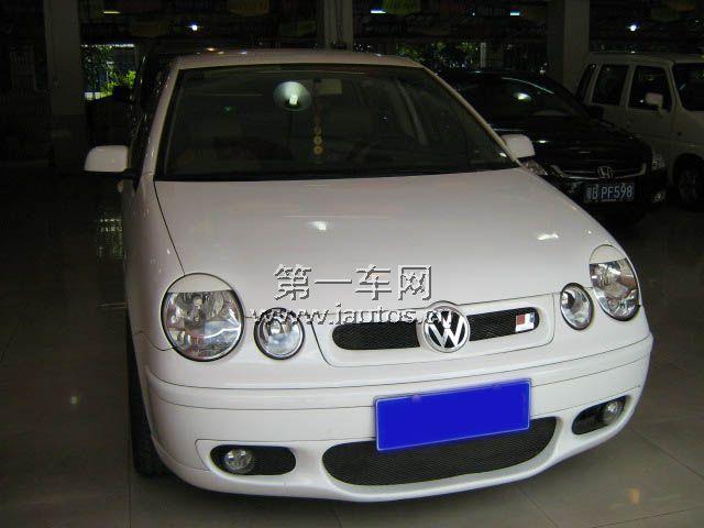 罗二手车 二手上海大众高清图片
