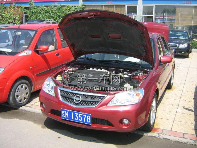 二手海马3 北京海马3二手车 二手一汽海马高清图片