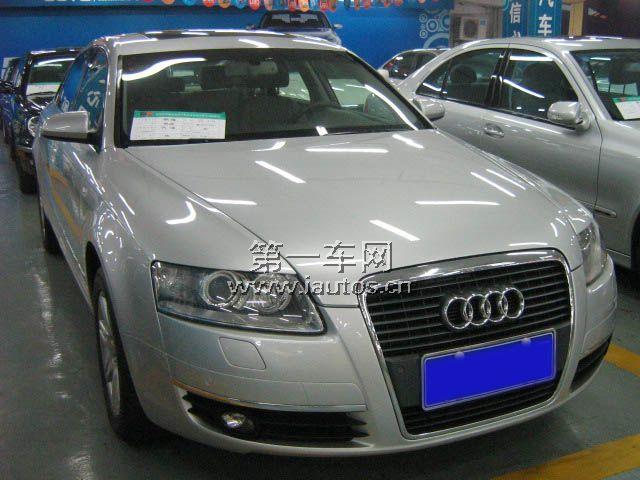 06年06月 奥迪A6L-3.0-CVT舒适型-二手奥迪A6L 广东奥迪A6L二手车 高清图片