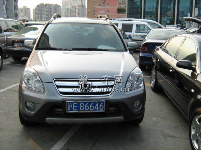 上海二手车-本田cr-v-2.0-at06款图片