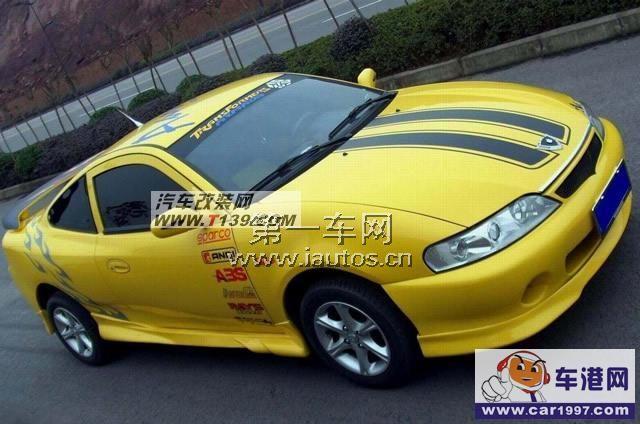 天津二手车,二手美人豹,美人豹1.5 mt自助版05款 高清图片