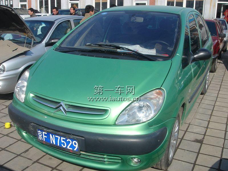 北京二手车,二手萨拉毕加索,北京萨拉毕加索二手车,毕加索2.0 高清图片