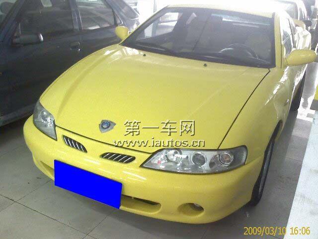 广东二手车,二手美人豹,美人豹1.3 mt标准型 高清图片