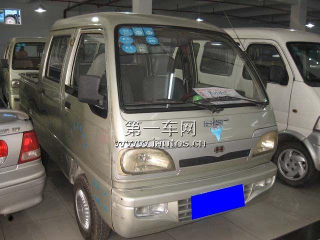 【图】深圳二手昌河双排微型货车1.0-MT_05年