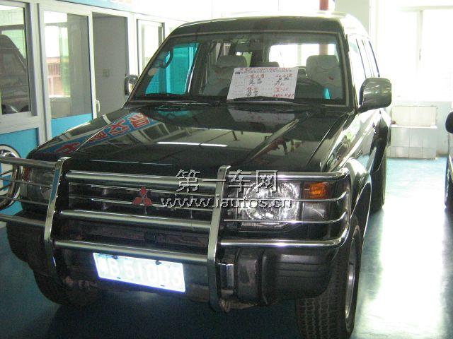 广东二手车,二手,帕杰罗2.4 mt高清图片