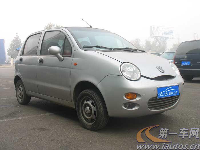 二手奇瑞QQ3 两厢 北京奇瑞QQ3 两厢二手车 二手奇瑞汽车高清图片