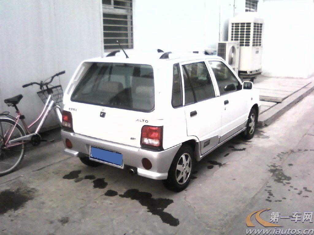 最新个人二手车推荐-北京二手长安奥拓 05年北京二手长安奥拓图片