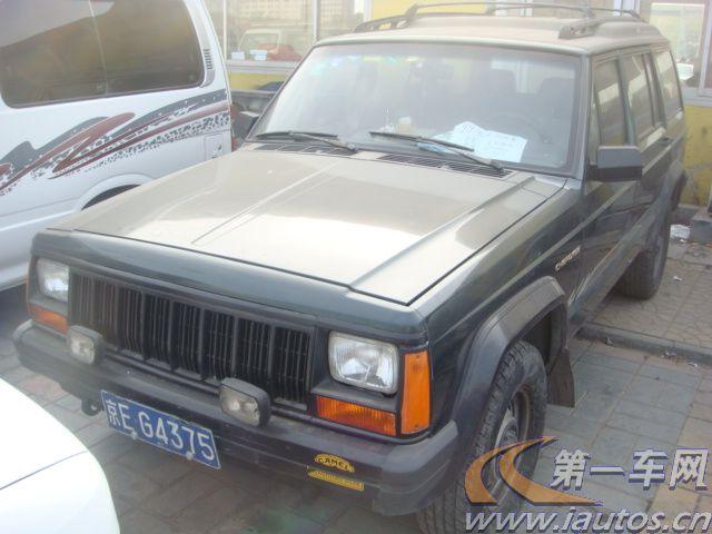 二手JEEP 切诺基,北京切诺基二手车,超级切诺基7250 2.5 MT两驱高清图片