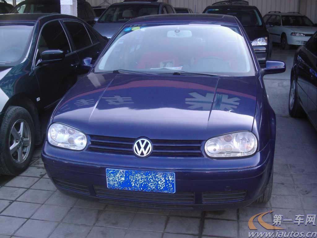 二手高尔夫 北京高尔夫二手车 二手一汽大众高清图片