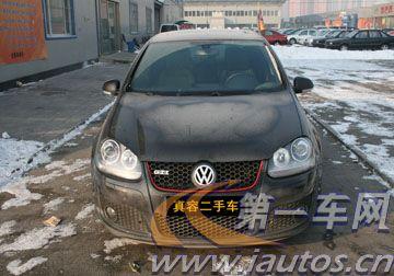 北京二手车,二手大众 高尔夫高清图片