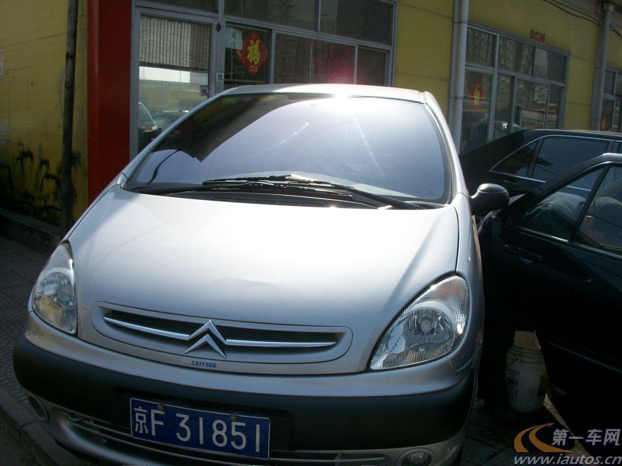 北京二手车,二手,毕加索2.0 at 国ⅱ 高清图片