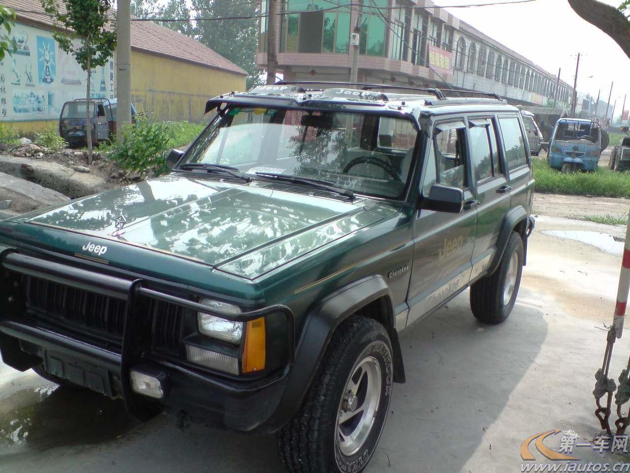 【重庆二手车】2015年3月_二手Jeep 大切诺基 2... _华夏二手车网