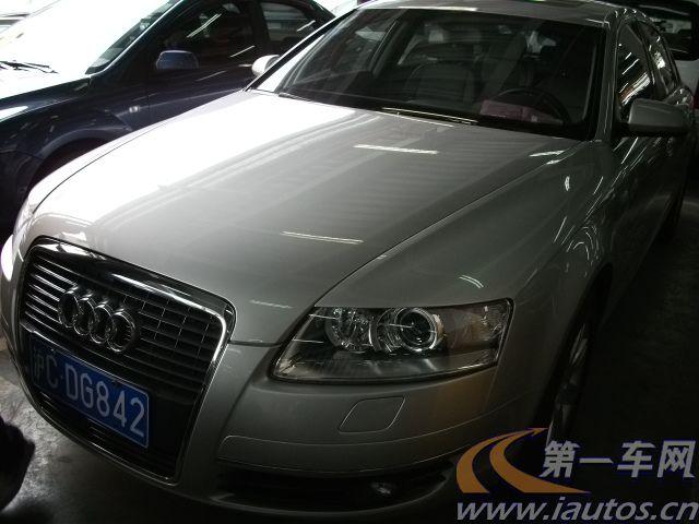 最新个人二手车推荐-上海二手奥迪A6L 06年上海二手奥迪A6L 报价图片