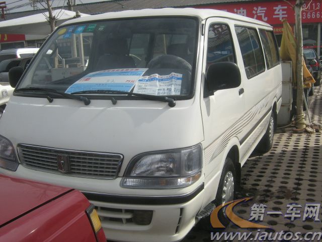 二手金杯海狮 北京金杯海狮二手车 二手华晨金杯高清图片