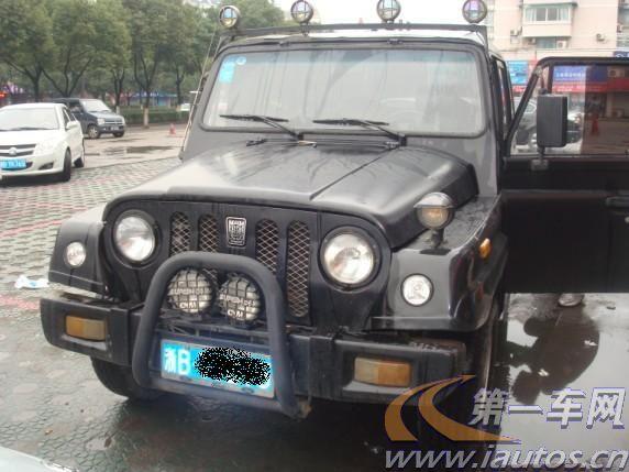 二手JEEP2500 浙江JEEP2500二手车 二手北京吉普高清图片