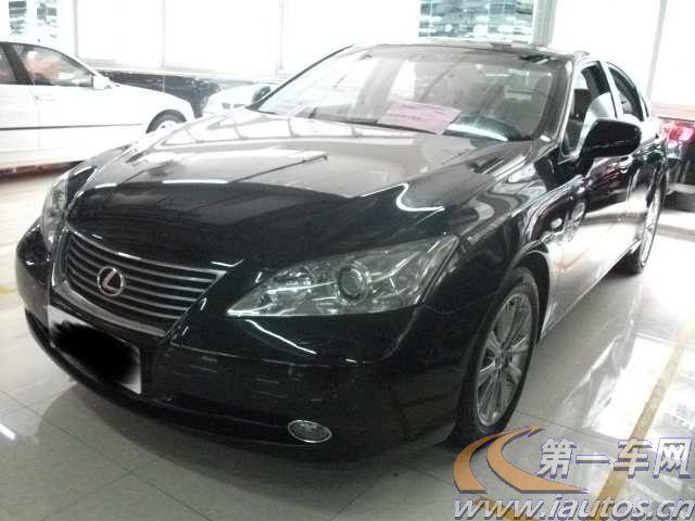 上海二手车,二手雷克萨斯 es,雷克萨斯es350 3.5 a mt豪华型