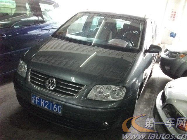 大众 途安,上海途安二手车,途安1.8t mt豪华型5座 国ⅲ带obd高清图片