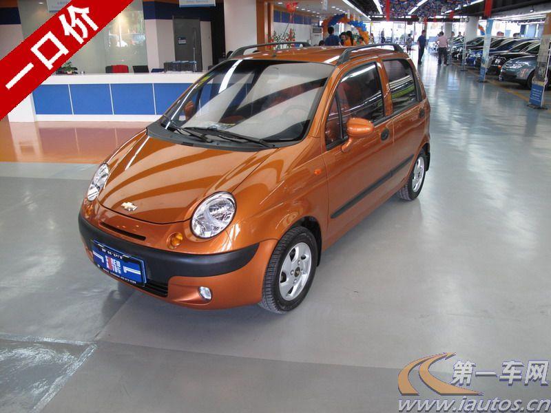 09年07月 乐驰spark-1.2-mt时尚型(国ⅲ)  车辆编号:s高清图片
