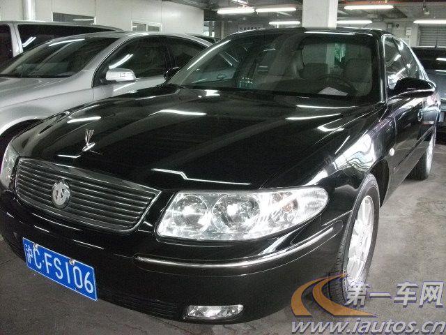 车,二手别克 君威,上海君威二手车,君威GS 3.0 AT豪华型 国Ⅱ