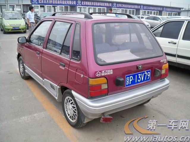 最新个人二手车推荐-北京二手长安奥拓 01年北京二手长安奥拓图片