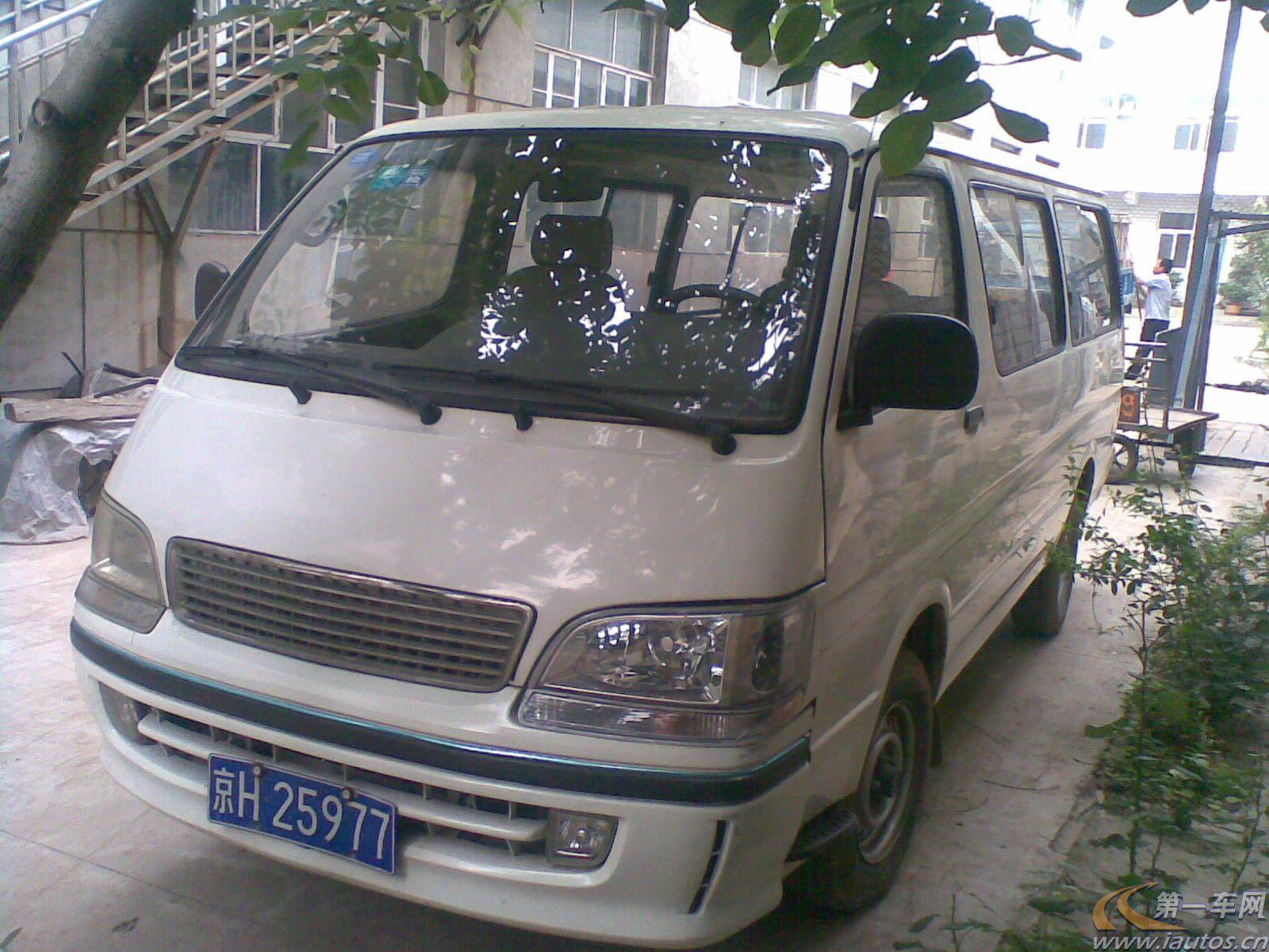 北京二手金杯海狮 04年北京二手金杯海狮高清图片